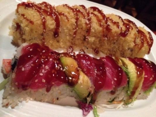 Tsunami sushi rules!