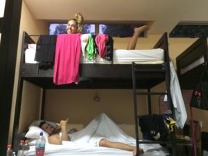 Staff Dorm Room