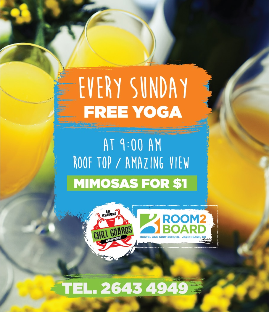 Sunday mimosas for $1