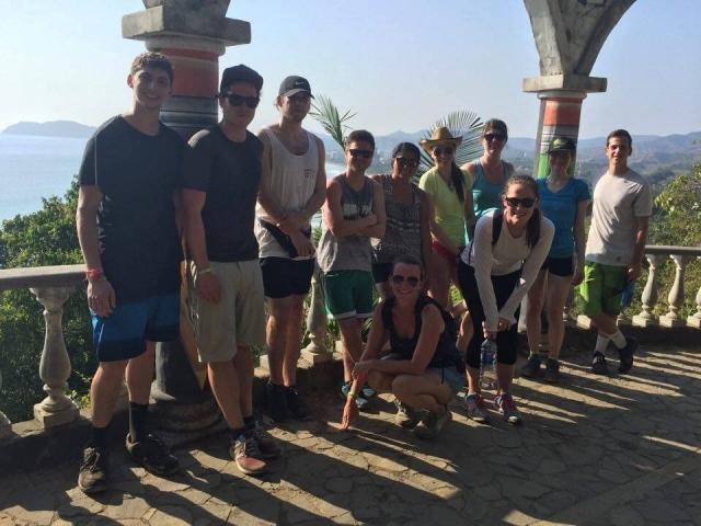 Room2Board Hostel & Surf School Hike up Miro Mountain