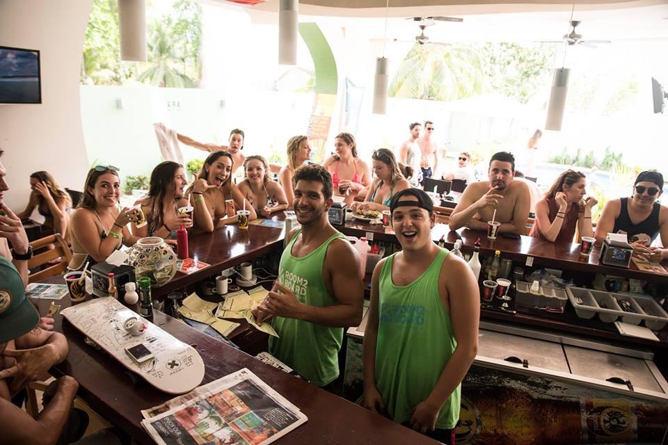 Full Bar at Chiliguaros