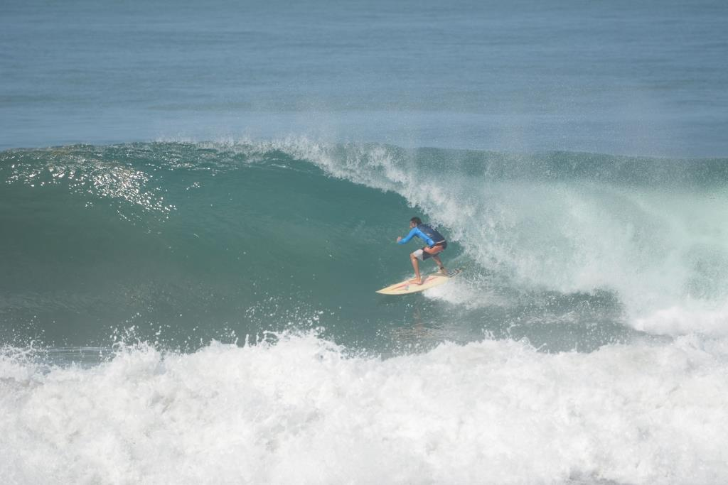 Nate one of our surf instructors