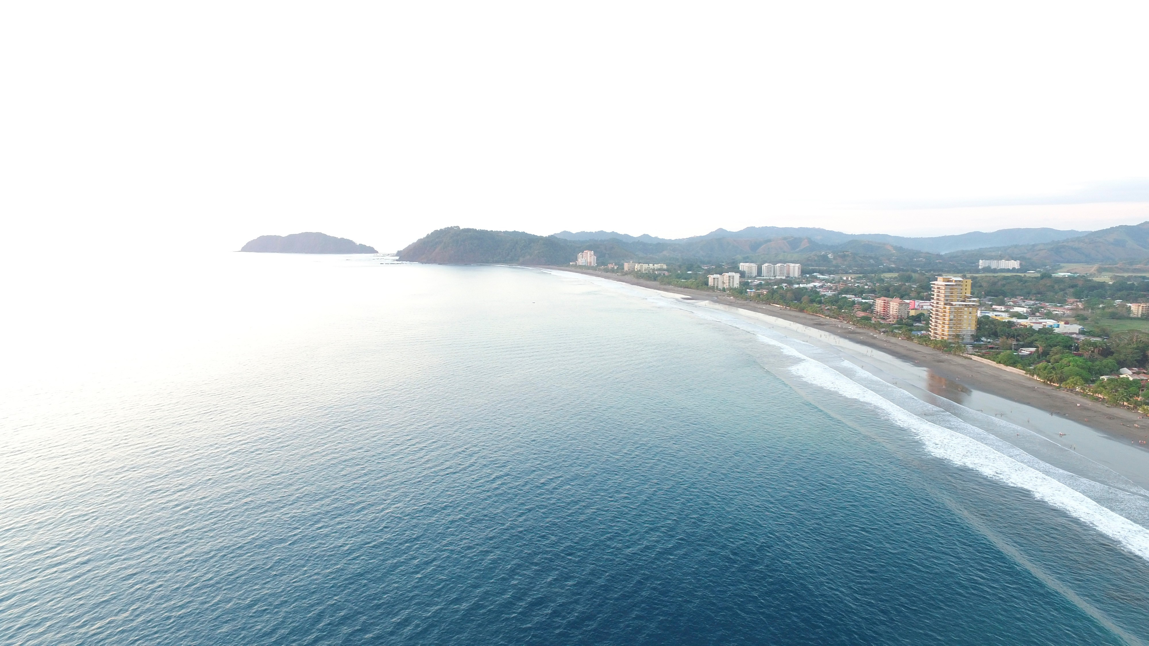 Jaco view from the sky
