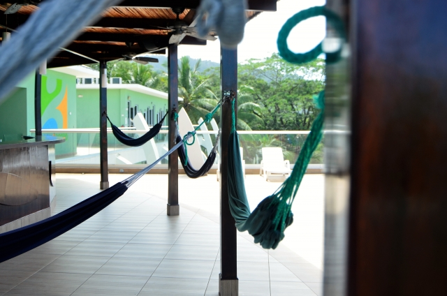 Our hammocks await for you