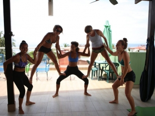Yoga Retreats in Jaco, Costa Rica