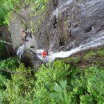 Waterfall Rapelling 5