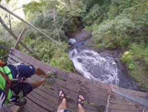 Waterfall Rapelling 7