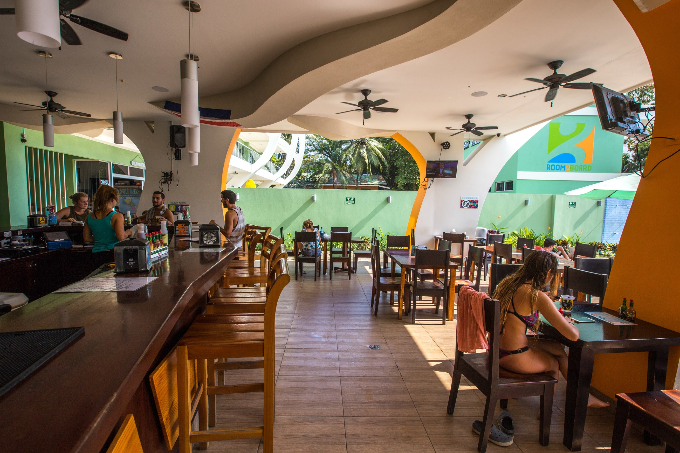 Best Hostel in Jaco Costa Rica