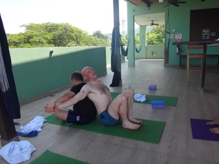 Yoga in Jaco Costa Rica