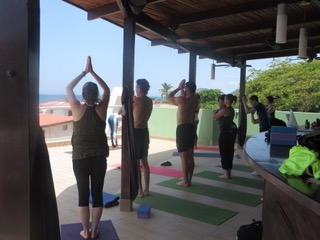 Free Sunday Yoga in Jaco Costa Rica