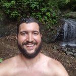 Hidden Waterfalls near Jaco