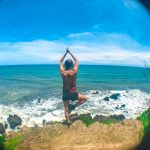 Yoga in Jaco, Costa Rica