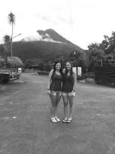 Touring Costa Rica La Fortuna